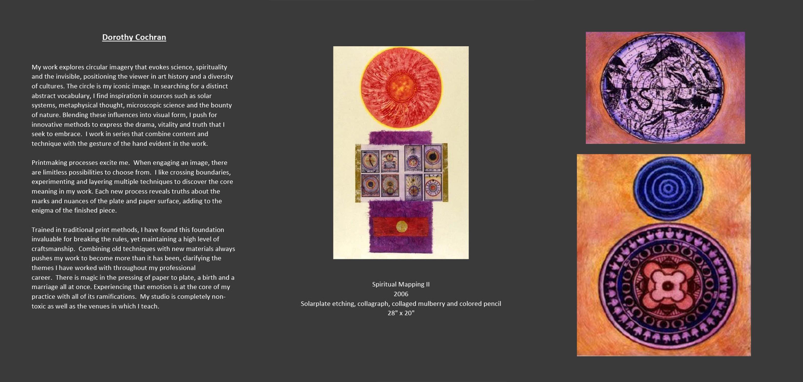 Broadside Salon Exhibition Printmakers Open Forum