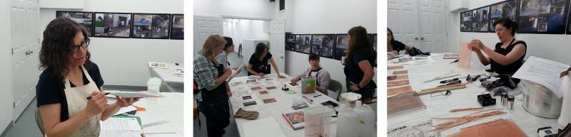 printmakers open forum llc -  printcamp2019 session 1  2 june 1 - 9session 2  2 june 9